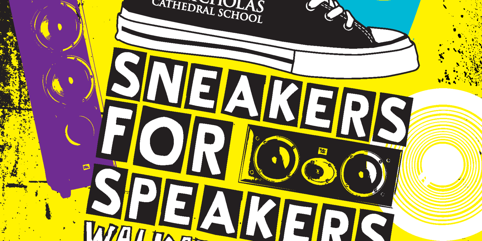 Sneakers For Speakers – Walk-A-Thon 2017